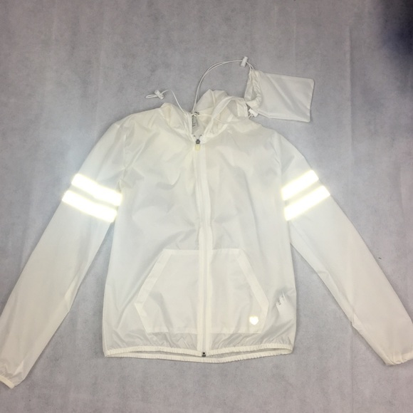 Forever 21 Jackets Coats Clear Water Repellent Forever 2 Jacket Poshmark